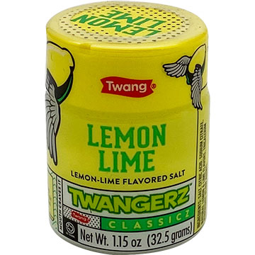 Twangerz Lemon-Lime Salt