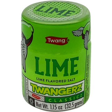 Twangerz Lime Salt
