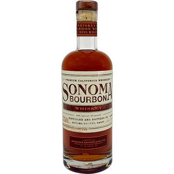 Sonoma Distilling Bourbon Whiskey