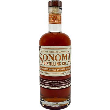 Sonoma Distilling Cherrywood Smoked Bourbon