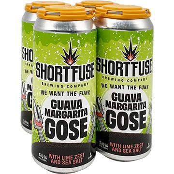 Short Fuse Guava Margarita Gose