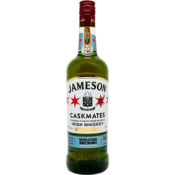 Jameson Caskmates Revolution Brewing Edition