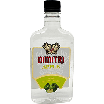 Dimitri Apple Vodka
