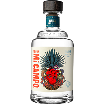 Mi Campo Blanco Tequila