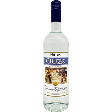 Hillas Ouzo Liqueur
