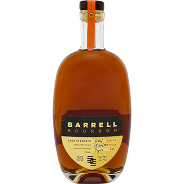 Barrell Bourbon Batch #24