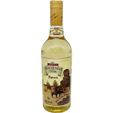 Hacienda Vieja Reposado Tequila