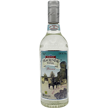 Hacienda Vieja Blanco Tequila