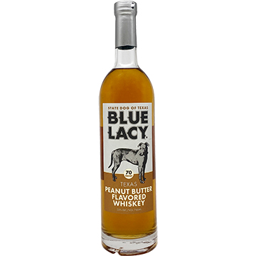 Blue Lacy Peanut Butter Whiskey