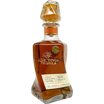 Adictivo Anejo Tequila