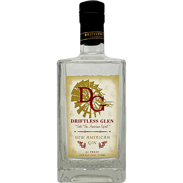Driftless Glen New American Gin