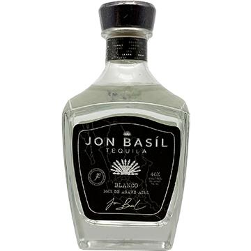 Jon Basil Blanco Tequila
