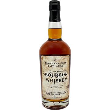Grand Traverse Straight Bourbon