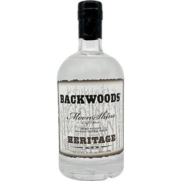Backwoods Moonshine Heritage