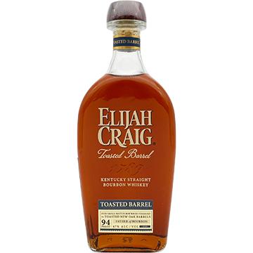 Elijah Craig Toasted Barrel