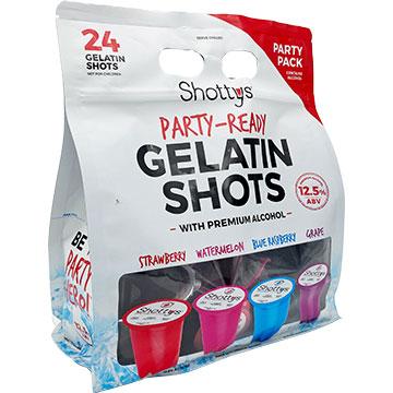 Shottys Party-Ready Gelatin Shots