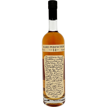 Rare Perfection 14 Year Old Overproof