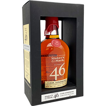 Maker's Mark 46 Cask Strength Limited Edition