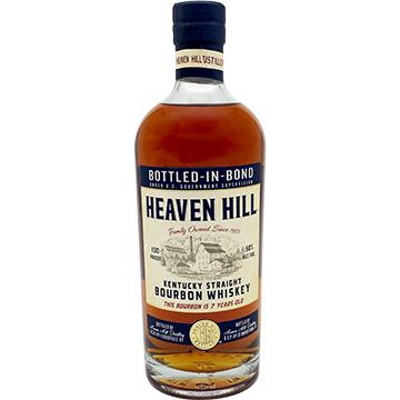 Heaven Hill Bottled in Bond 7 Year Old Bourbon