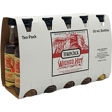 Yukon Jack Wicked Hot Liqueur