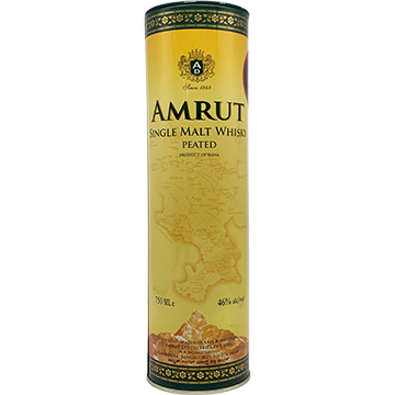 Amrut Peated Whiskey