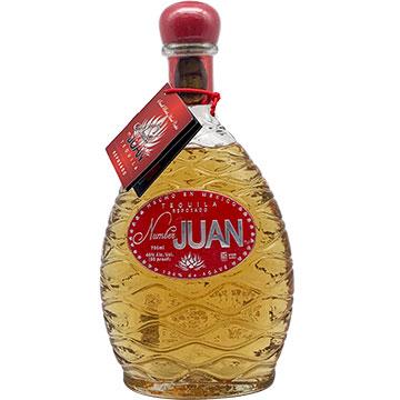 Number Juan Reposado Tequila