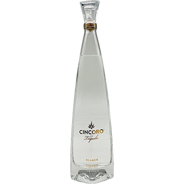 Cincoro Blanco Tequila