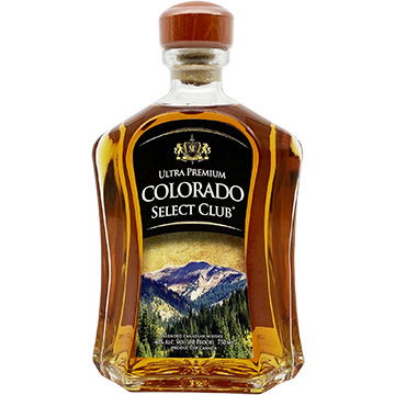 Colorado Select Club Whiskey