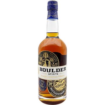 Boulder Spirits Bottled in Bond Straight Bourbon Whiskey