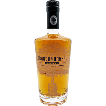 Branch & Barrel Whiskey