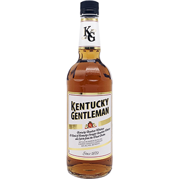 Kentucky Gentleman Bourbon Whiskey