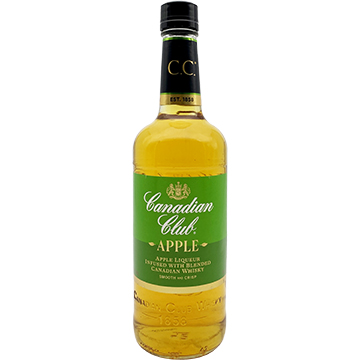 Canadian Club Apple Whiskey