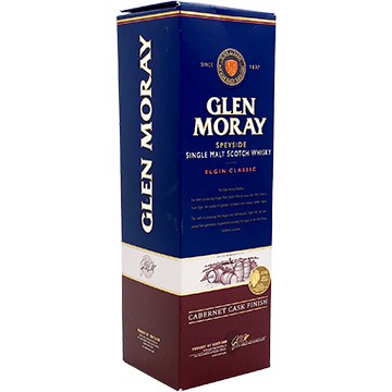Glen Moray Classic Cabernet Cask Finish