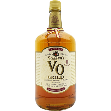 Seagram's VO Gold 8 Year Old Canadian Whiskey