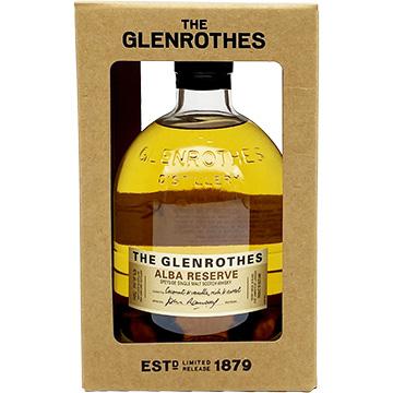 The Glenrothes Alba Reserve