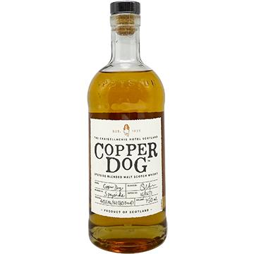 Copper Dog Blended Malt Scotch Whiskey