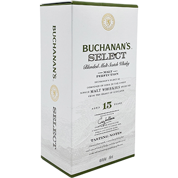 Buchanan's Select 15 Year Old
