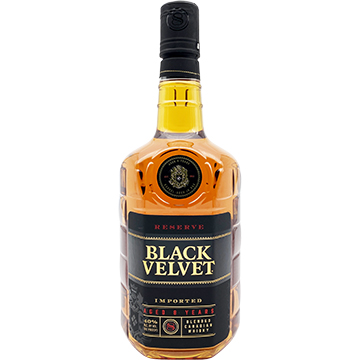 Black Velvet Reserve 8 Year Old