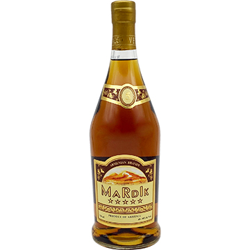 Mardik 5 Star Armenian Brandy