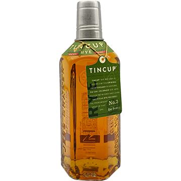 Tincup Straight Rye Whiskey