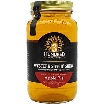 3 Hundred Days of Shine Apple Pie