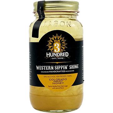 3 Hundred Days of Shine Colorado Harvest Honey