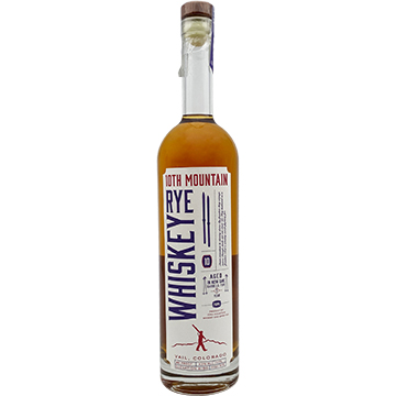 10th Mountain Rye Whiskey