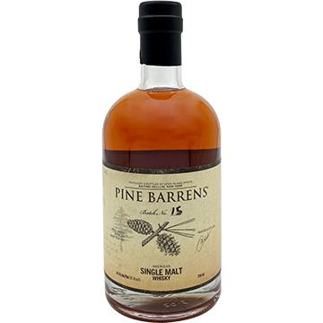 Pine Barrens Single Malt Whiskey
