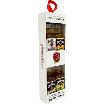 Jim Beam Miniature Gift Set