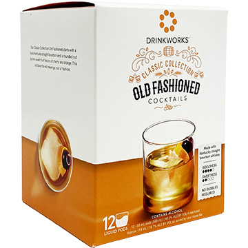 Drinkworks Classic Collection Old Fashioned Cocktail