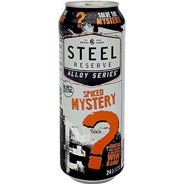 Steel Reserve Spiked Mystery