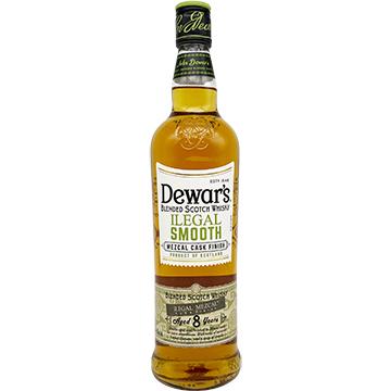 Dewar's Ilegal Smooth Mezcal Cask Finish 8 Year Old Scotch