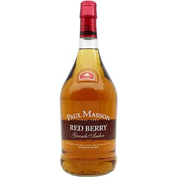 Paul Masson Grande Amber Red Berry Brandy