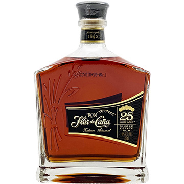 Flor de Cana 25 Year Old Rum
